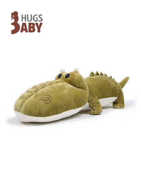 抱抱宝贝玩具:多情鳄鱼