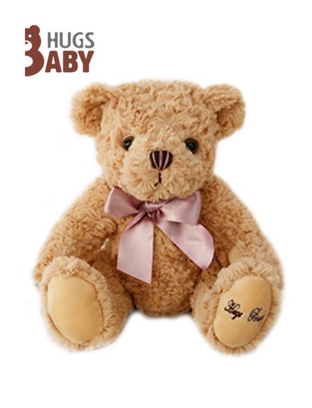 抱抱宝贝玩具:小熊德菲