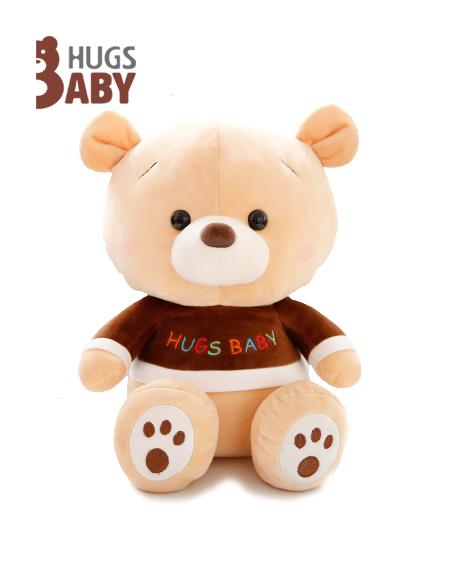 抱抱宝贝玩具:小熊豆豆