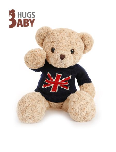 抱抱宝贝玩具:小熊比尔