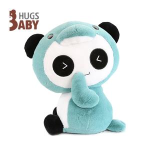 抱抱宝贝玩具:情侣熊猫