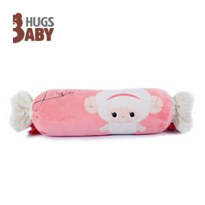 抱抱宝贝:安妮羊糖果空调被