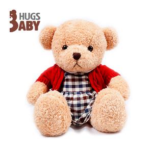抱抱宝贝玩具:小熊拉芙儿