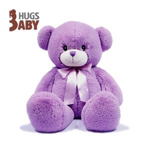 抱抱宝贝:薰衣草熊