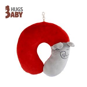抱抱宝贝玩具:动物U型枕