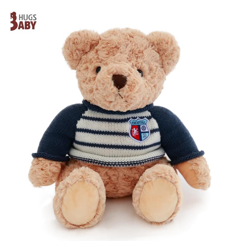 抱抱宝贝:徽章熊